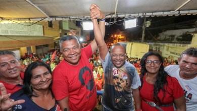 """Photo of Em Itamaraju, Valmir diz que """"Haddad sobe enquanto o 'candidato da ditadura' cai"""""""
