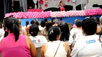 Photo of Chapada: Evento sobre câncer de mama acontece em Itaberaba e integra campanha Outubro Rosa