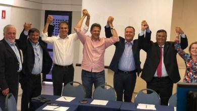 Photo of Com Haddad em SP, Rui prega união do Brasil em torno da família e da geração de empregos