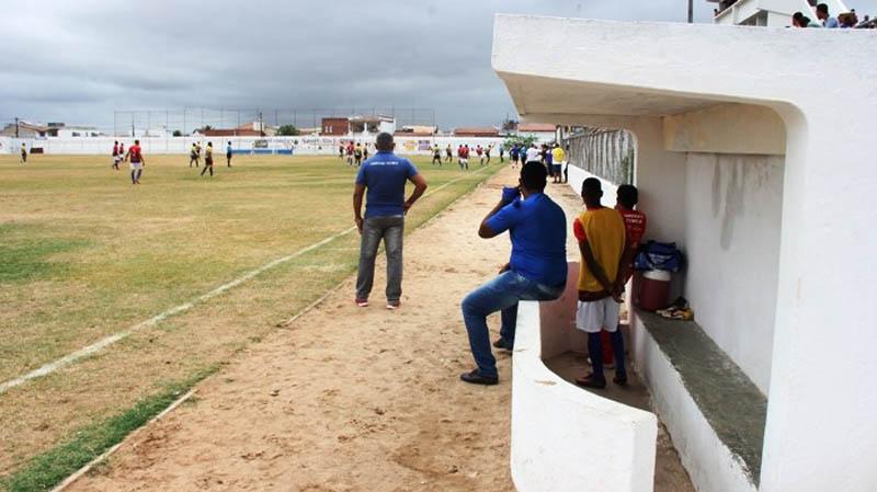 Chapada: Seleção de Itaberaba perde e deixa campeonato intermunicipal de futebol