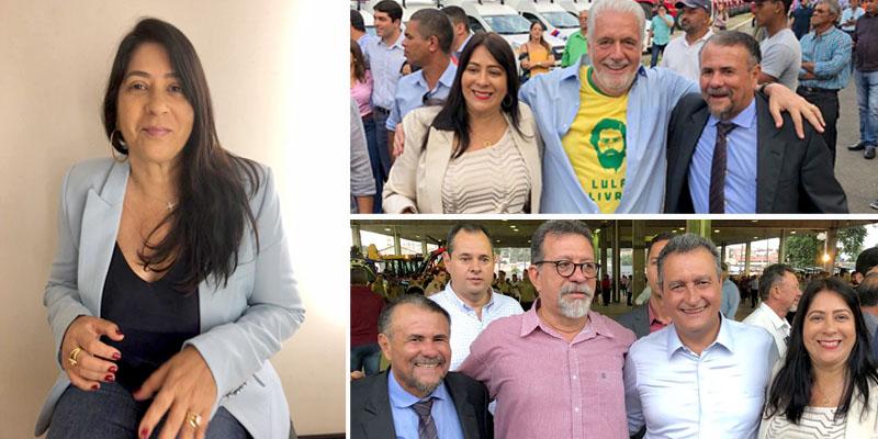 #Entrevista: Prefeita de Nova Redenção revela como é ser a única mulher a administrar uma prefeitura na Chapada Diamantina