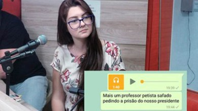 Photo of #Brasil: Deputada eleita que pediu filmagem de professores recebe 'gemidão do zap' por mensagem