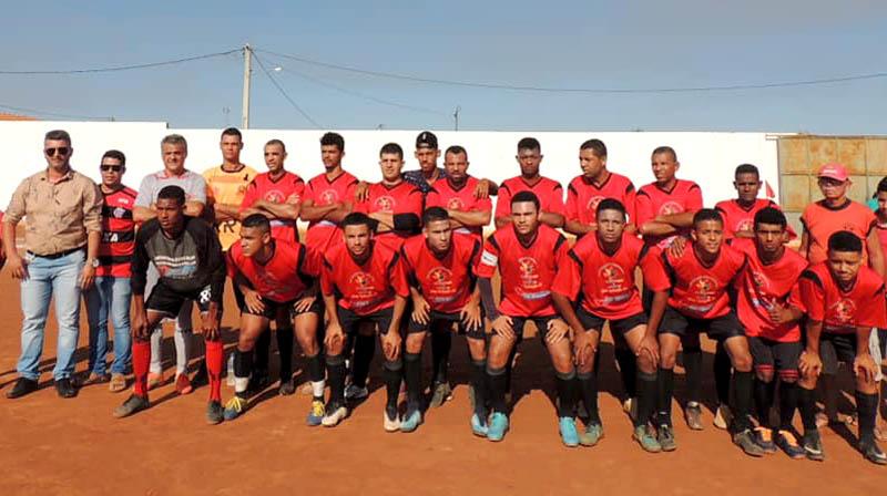 Chapada: Equipe do Flamenguinho se sagra heptacampeã em Campeonato de Futebol de Nova Redenção