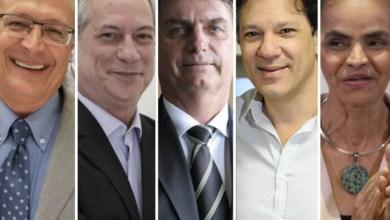 Photo of Pesquisa FSB/BTG aponta que Bolsonaro continua líder e Alckmin cresceu; Haddad perderia no segundo turno
