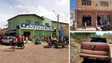 Photo of Chapada: Homens armados fazem arrastão em distrito de Piatã; mercados e loja são assaltados