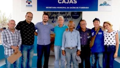 Photo of Chapada: Secretário e conselheiros de Saúde visitam obras em andamento em Itaberaba