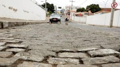 Photo of Chapada: Prefeitura de Itaberaba realiza reformas e melhorias em calçamentos da cidade