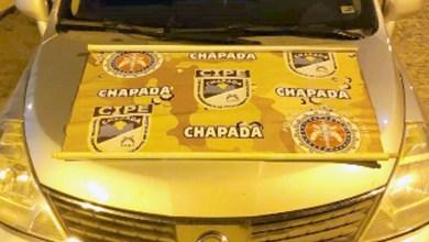 Photo of Chapada: Motorista embriagado é detido pela Cipe após ser flagrado dando 'cavalo de pau' em Ruy Barbosa