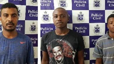 Photo of #Bahia: Operação 'Rafael Jambeiro em Paz' prende três criminosos em diferentes municípios