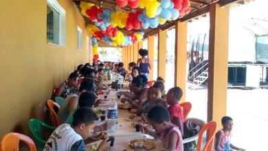 Photo of Chapada: Programa de Esportes e Lazer marca encerramento de atividades com festejo natalino em Seabra