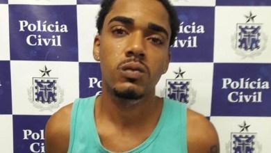Photo of #Bahia: Assaltante tem mandado de prisão cumprido no município de Amargosa
