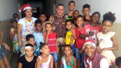 Photo of Chapada: Famílias em vulnerabilidade social de Itaetê participam de Natal Solidário
