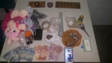 Photo of Chapada: Homem é detido por tráfico de drogas em Itaberaba durante operação conjunta da PM