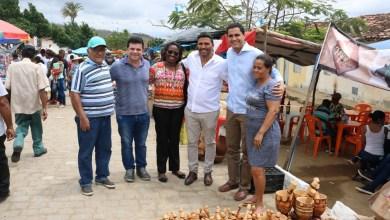 Photo of Itaberaba: Novo presidente do legislativo, Bodinho Neto prestigia festa de Alagoas e quer implantar Câmara Itinerante