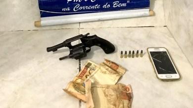 Photo of #Bahia: Polícia Militar apreende arma de fogo no município de Itatim