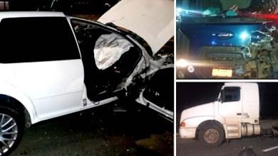 Photo of #Bahia: Policial militar morre após acidente entre três veículos na região de Juazeiro