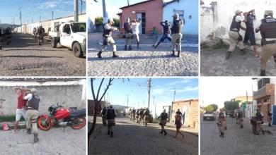 Photo of Chapada: Polícia Militar realiza prática policial supervisionada no município de Itaberaba