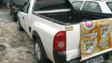Photo of Chapada: Policiais da Cipe apreendem carro clonado em Iaçu; veículo foi roubado na capital