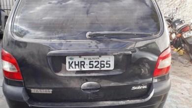 Photo of Chapada: Casal envolvido em roubo de loja de celulares em Iaçu é preso; carro roubado é apreendido
