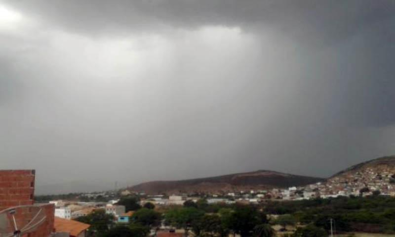 Chapada: Prefeitura de Jacobina decreta situação de emergência após temporal do final de semana