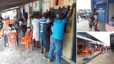 Photo of Chapada: Polícia deflagra operação em mercado municipal de Itaberaba e apreende arma branca