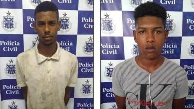 Photo of #Bahia: Polícia prende homens que arrombaram loja no município de Amargosa