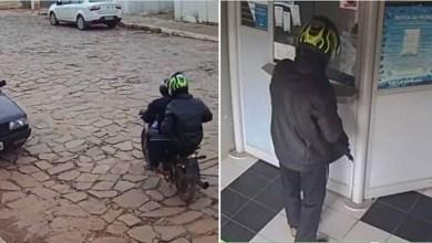 Photo of Chapada: Dois homens assaltam casa lotérica em Rio de Contas; quantia levada não foi revelada