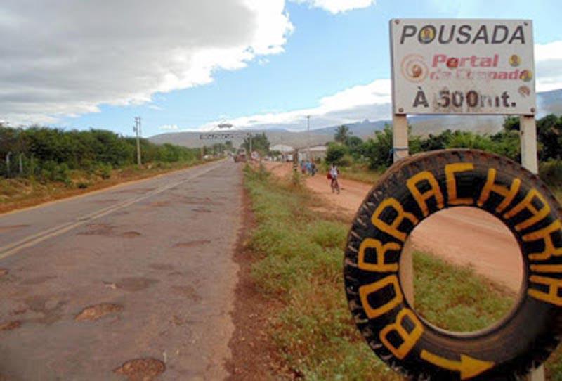 Chapada: Motoristas reclamam das condições da rodovia BA-142 que interliga municípios da região