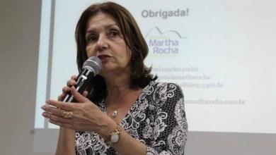 Photo of #Brasil: Carro da deputada Martha Rocha é alvejado e motorista é baleado no Rio de Janeiro
