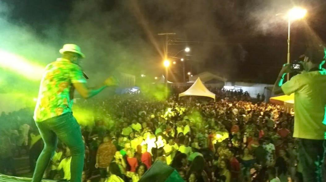 Chapada: Multidão prestigia Festa de São Sebastião e movimenta economia em Nova Redenção
