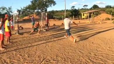 Photo of Chapada: Quadras e campos em Nova Redenção recebem melhorias para primeira Copa Rural de Futsal masculino