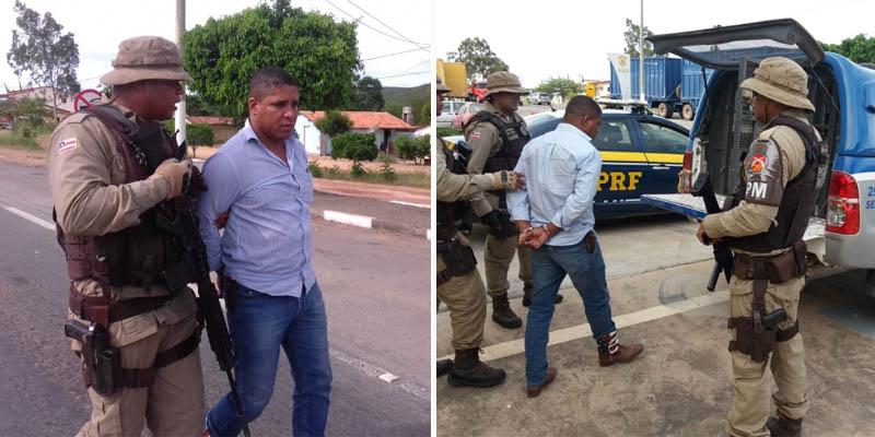 Chapada: Polícia prende estelionatário procurado em outros estados na região de Seabra