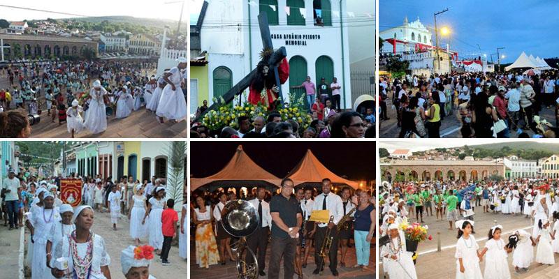 Chapada: Festa em homenagem a Bom Jesus dos Passos movimenta Lençóis de 23 de janeiro a 2 de fevereiro