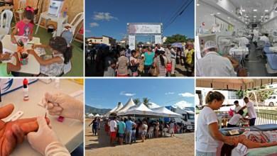 Photo of #Bahia: Feira Cidadã oferta mais de sete mil atendimentos em Livramento de Nossa Senhora
