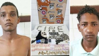 Photo of Chapada: Dupla que atuava no tráfico em Macajuba é presa em flagrante com grande quantidade de drogas