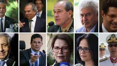 Photo of #Brasil: Conheça um pouco mais sobre os ministros do governo do presidente Jair Bolsonaro