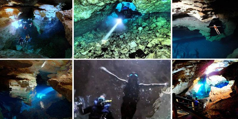 Chapada: Poço Azul em Nova Redenção é tema de reportagem em programa de Ana Maria Braga; veja vídeo