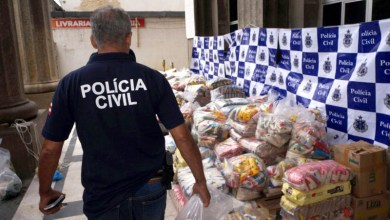 Photo of #Bahia: Polícia Civil doa mais de quatro toneladas de alimentos para instituições em Salvador