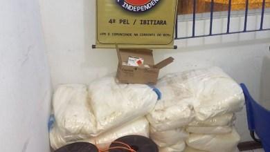 Photo of Chapada: Polícia apreende 250 quilos de explosivos durante ação no município de Ibitiara