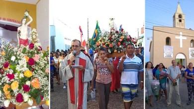 Photo of Chapada: Procissão fecha homenagens ao padroeiro São Sebastião no município de Nova Redenção