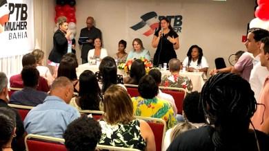 Photo of #Bahia: PTB volta a afirmar que terá 50% de mulheres em seu quadro de candidatos em 2020