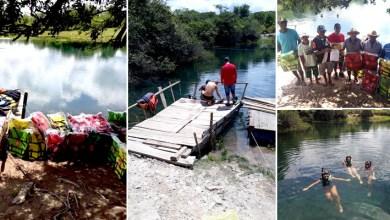 Photo of Chapada: Prefeitura de Nova Redenção entrega coletes, guarita e deck no Olho D'água do Beira Rio