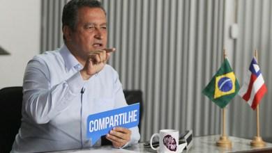 Photo of Rui Costa é governador mais bem avaliado pelos líderes do Congresso, segundo pesquisa