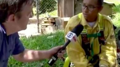 Photo of Chapada: Atuação de brigadistas de Seabra em Brumadinho é registrada em reportagem da Rede Globo; veja trecho de vídeo