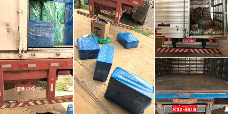 #Bahia: Em ação policial conjunta, quadrilha que contrabandeava cigarros é desarticulada em Irecê