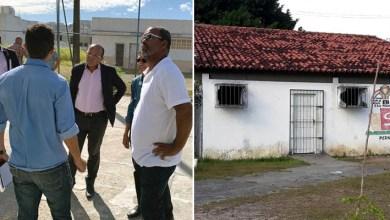 """Photo of #Salvador: Suíca visita Centro Social Urbano de Pernambués: """"Reforma terá recurso de R$ 390 mil"""""""