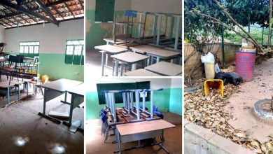 Photo of Chapada: Pais de alunos do Vale do Capão reclamam de descaso da prefeitura com escola local