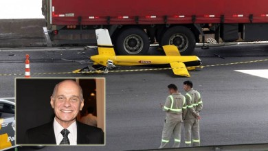 Photo of #Brasil: Falta de manutenção contribuiu para acidente aéreo que matou o jornalista Ricardo Boechat