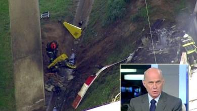 Photo of #Urgente: Jornalista Ricardo Boechat morre em acidente de helicóptero em São Paulo; veja vídeos