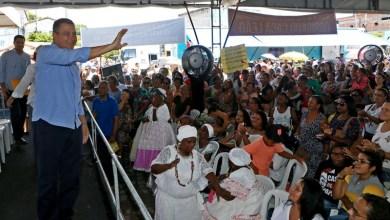Photo of #Bahia: Rui Costa desembarca em Paramirim nesta terça para inaugurar obras e anunciar novos projetos